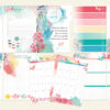 April 2019 A5 Planner Pages Only (Cherish Blossom)