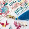 April 2019 Daisy Dori Personal Planner Kit (Cherish Blossom)