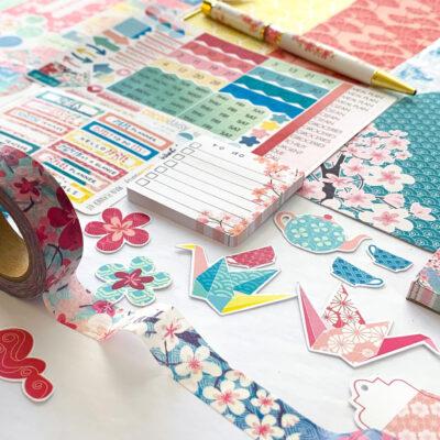 Cherish Blossom kits