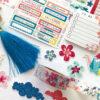 April 2019 No Inserts Planner Kit (Cherish Blossom)