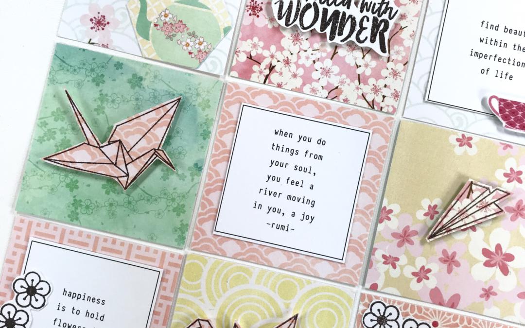 Cherish Blossom Stamp Fun!