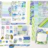 May 2019 A6 Daisy Dori Planner Kit (Picket Fence)