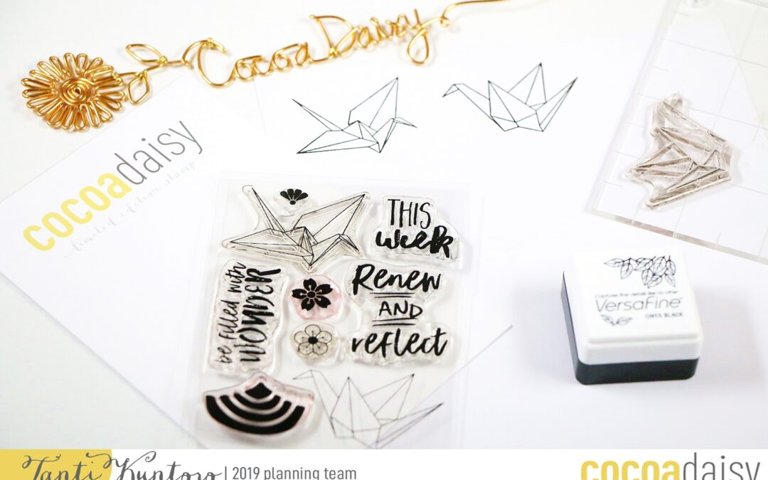 April Stamping Inspirations + Video