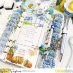 Planner Stamping | Picket Fences.
