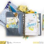 June Planner Set Up with Lemon Grove & Video