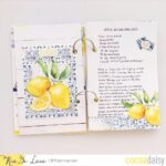 Lemon Mini Recipe Book