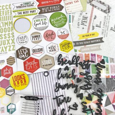 Farmer's Market kits