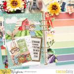 Create a clear pocket dashboard for your planner | Farmers Market.