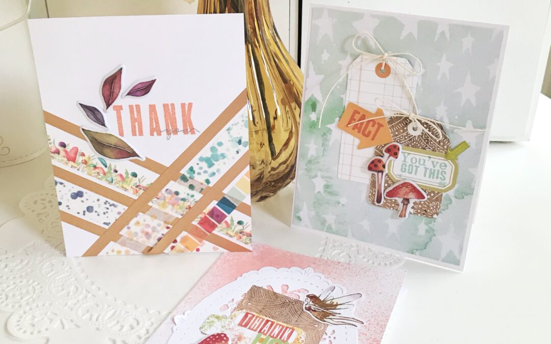 Autumn Whimsey Cards