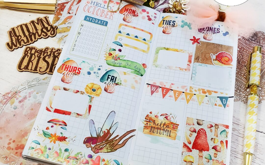 Plan With Me: Cocoa Daisy & PP Weeks