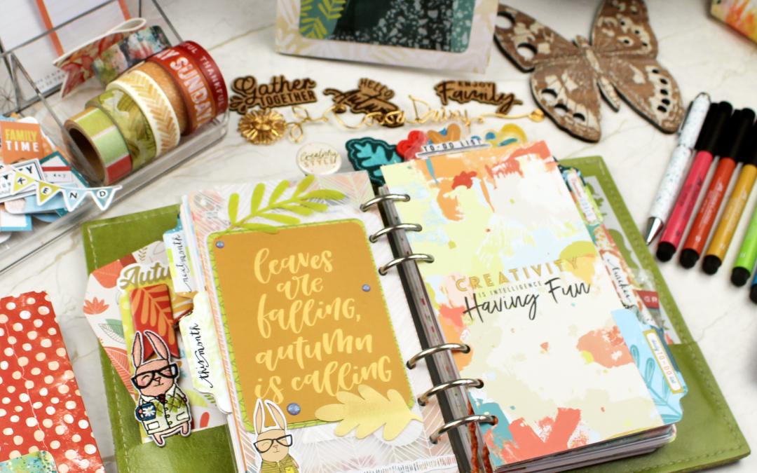 November Planner Setup – Time to Focus on Gratitude…