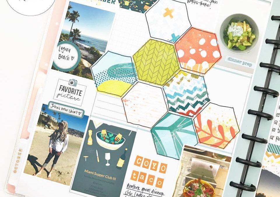 Hexagons with Rachel
