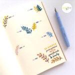 Gratitude Journal Set Up