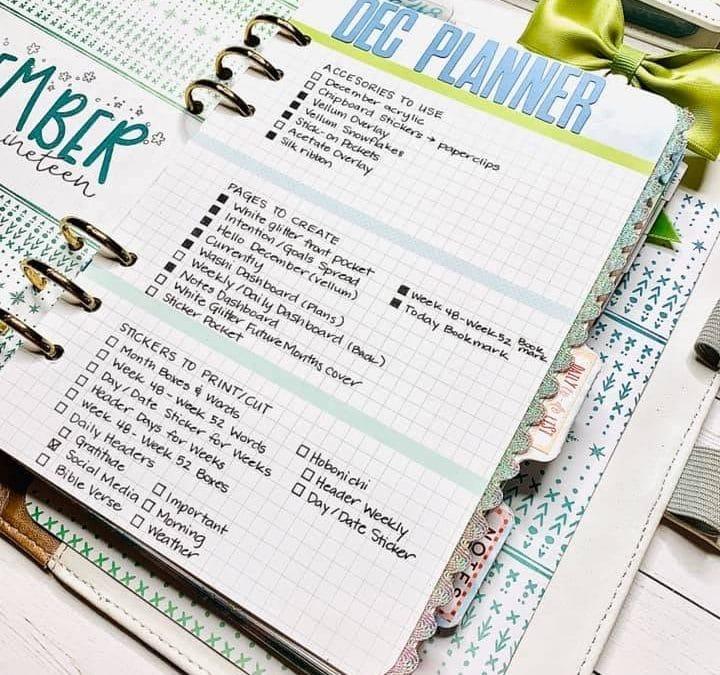 December Guest Designer Recap: Julie Deal Mooney