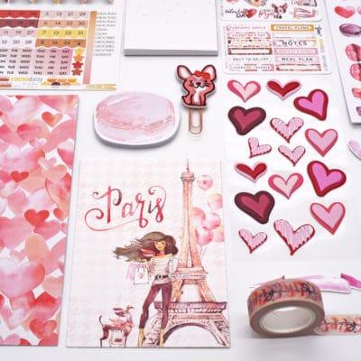 Love Notes kits