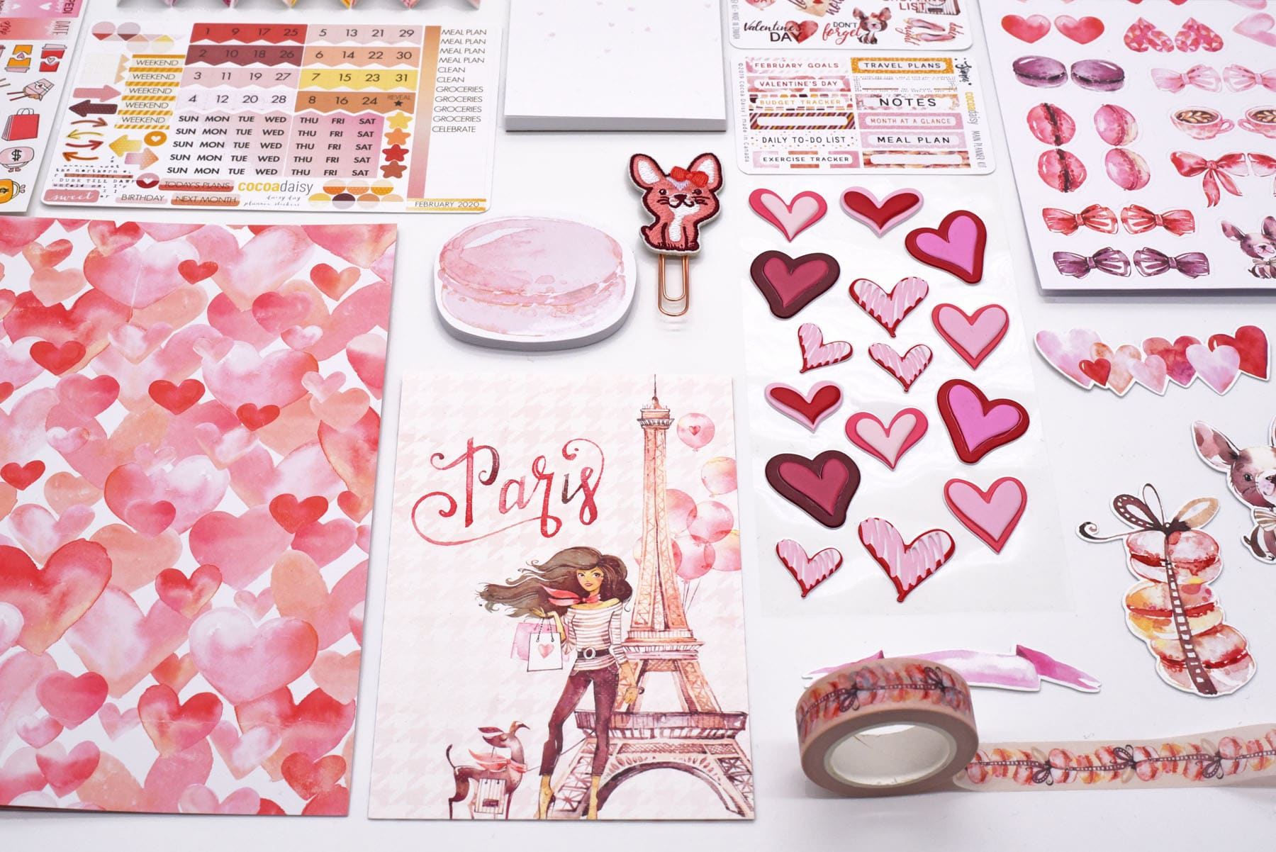 Love Notes kits