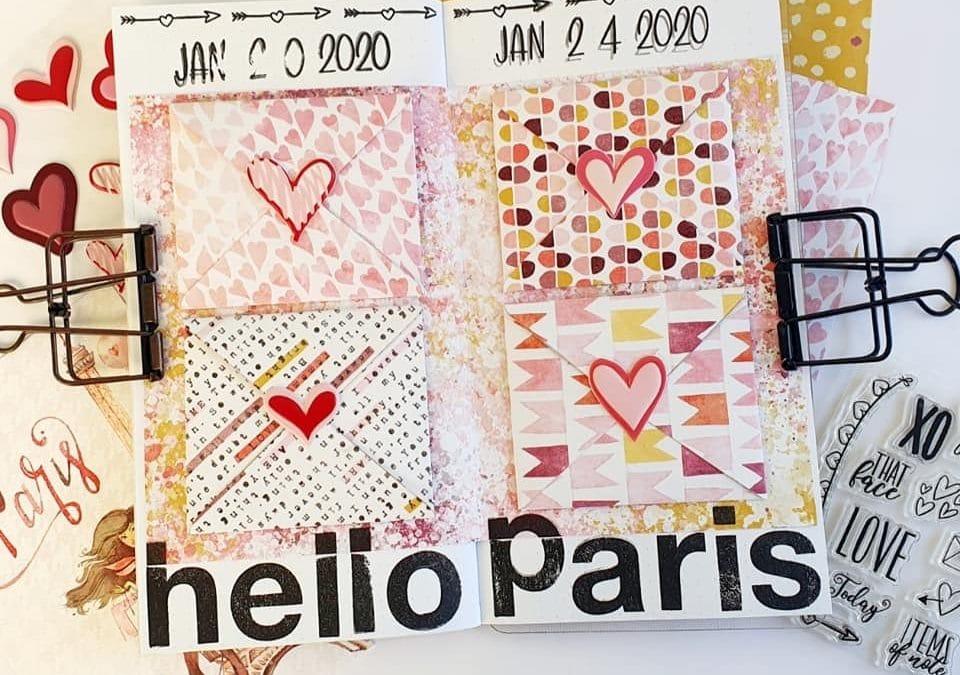 Post Cards from a Paris, Oh la la!