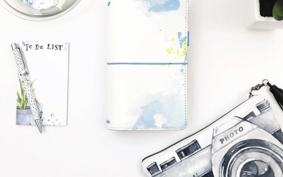 Plan with Me in my Daisy Weeks Booklet