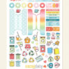 Up and Away Planner Stickers  (April 2020)