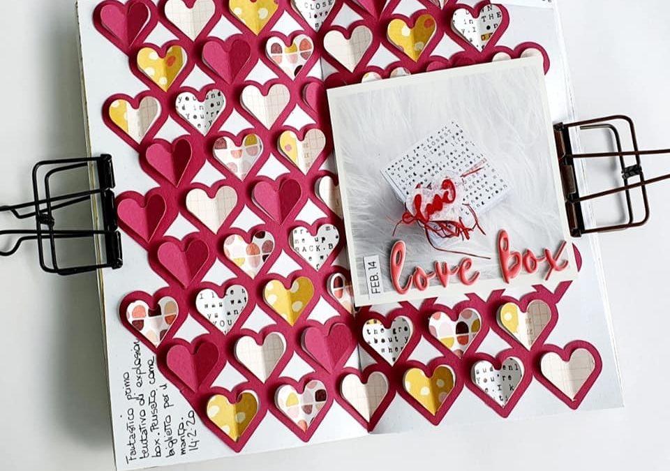 A Sweet Au Revoir to a Heart Full February