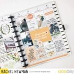 Memory Keeping Planner Inspiration