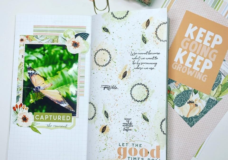 It's an Orchard Path Stamp Party!