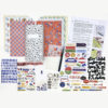 Tulip Time  Traveler's Notebook Memory Keeping Kit (May 2020)