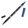 Tombow Dual Brush Pen Art Marker Navy Blue (528)