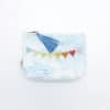 Exclusive Rainbow Bunting Pouch from April 2020 'Up And Away' Collection