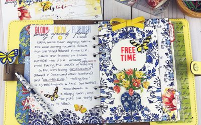Everyday Journaling In Your Planner