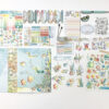 'To The Sea' Planner Kit - Choose Your Insert July 2020
