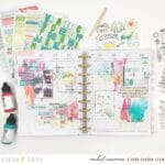Mixed Media Layouts that Inspire