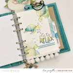 Inside my Planner for July