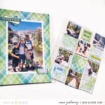 Project Life Pocket Page Ideas with Our Backyard Blooms Kits