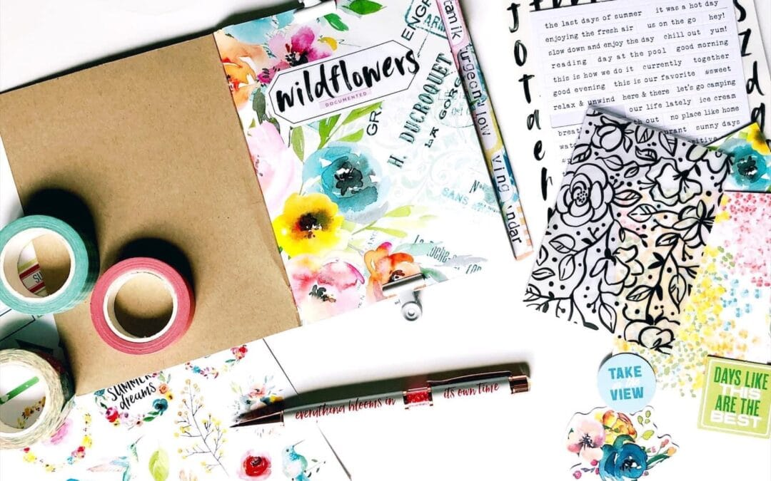 Creative Ways to Document the Flowers in Your Life