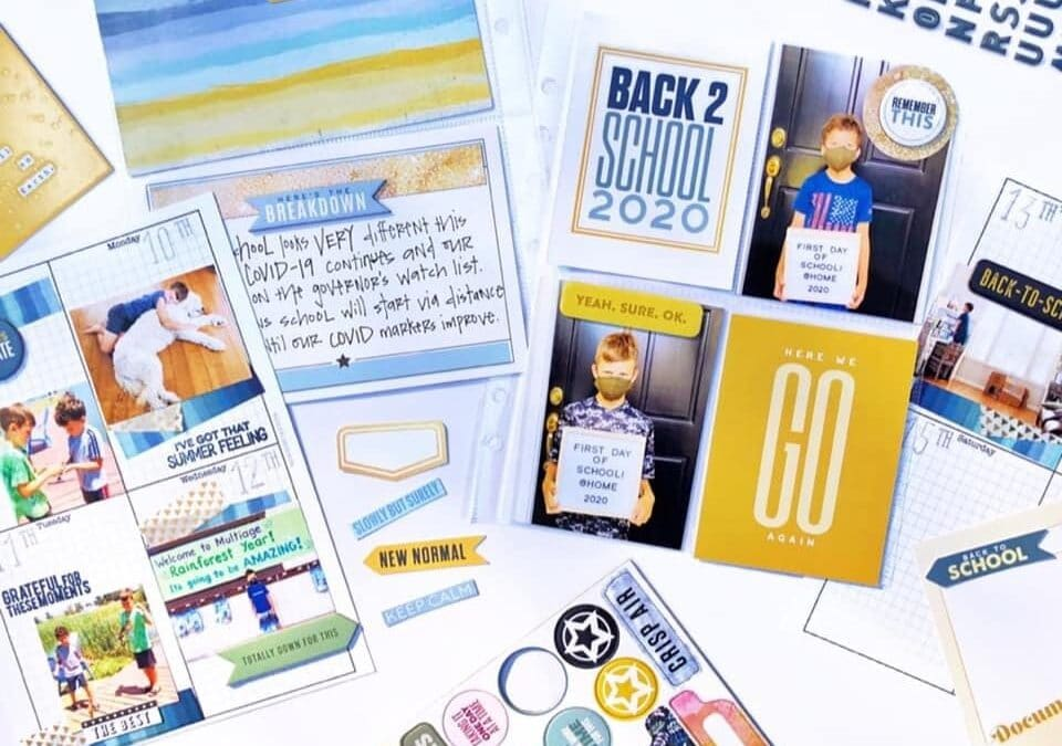 Pocket Page Love with Our Solstice Kits