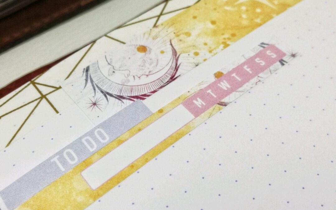 Using the weeks and calendar sub's in differents sizes of planners