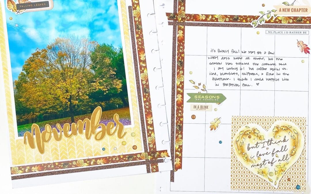 Creating Borders that Make a Statement with Washi Tape