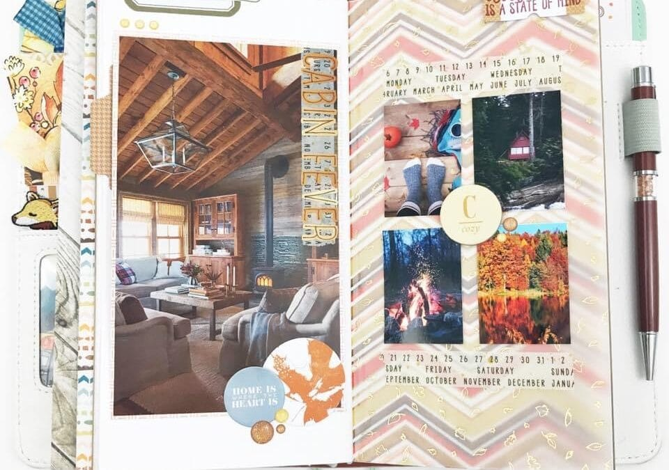 Ideas for Using Vellum in Your Layouts