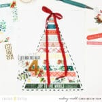 Celebrating December Memories with Cranberry Rose Memory Keeping Kits