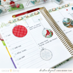 Plan With Me – Ornaments
