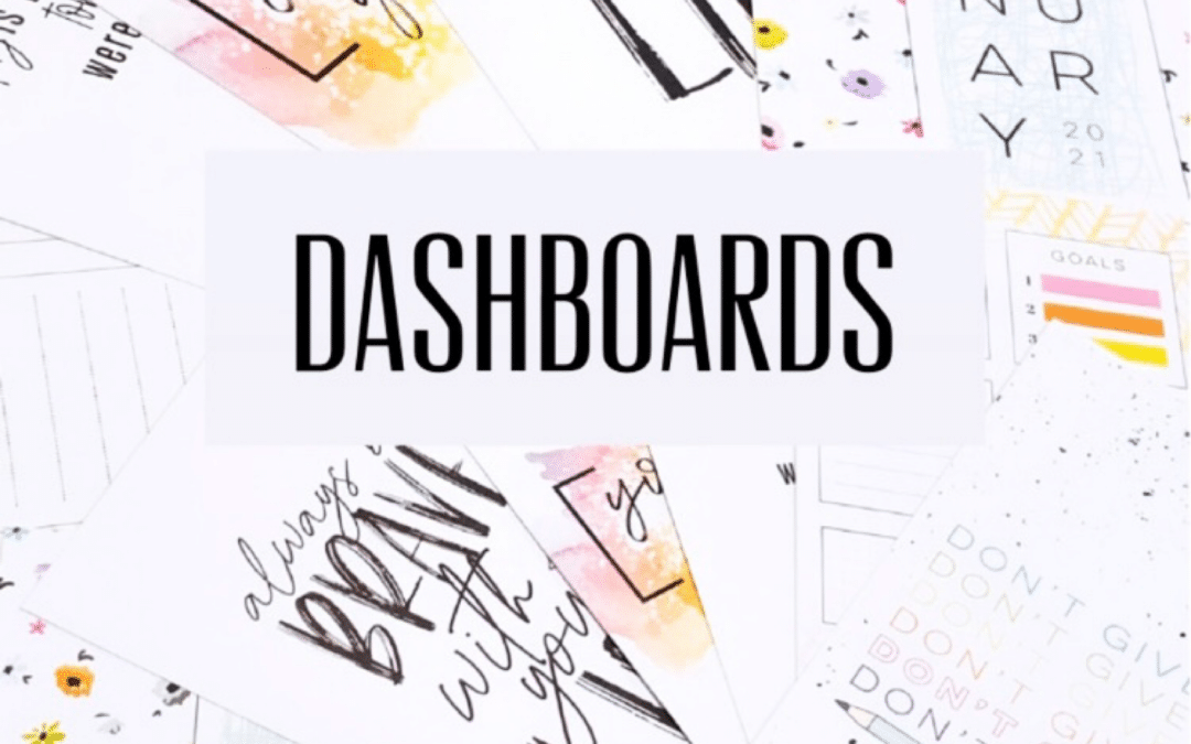 Taking a closer look at the Day Planner Dashboard Kit