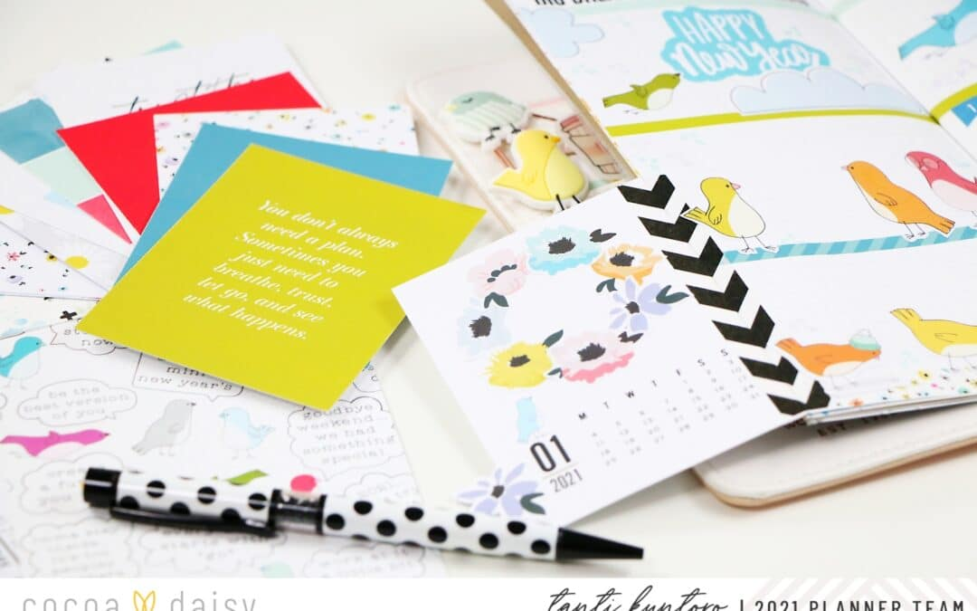 Using Pocket Cards In My Planner + Video