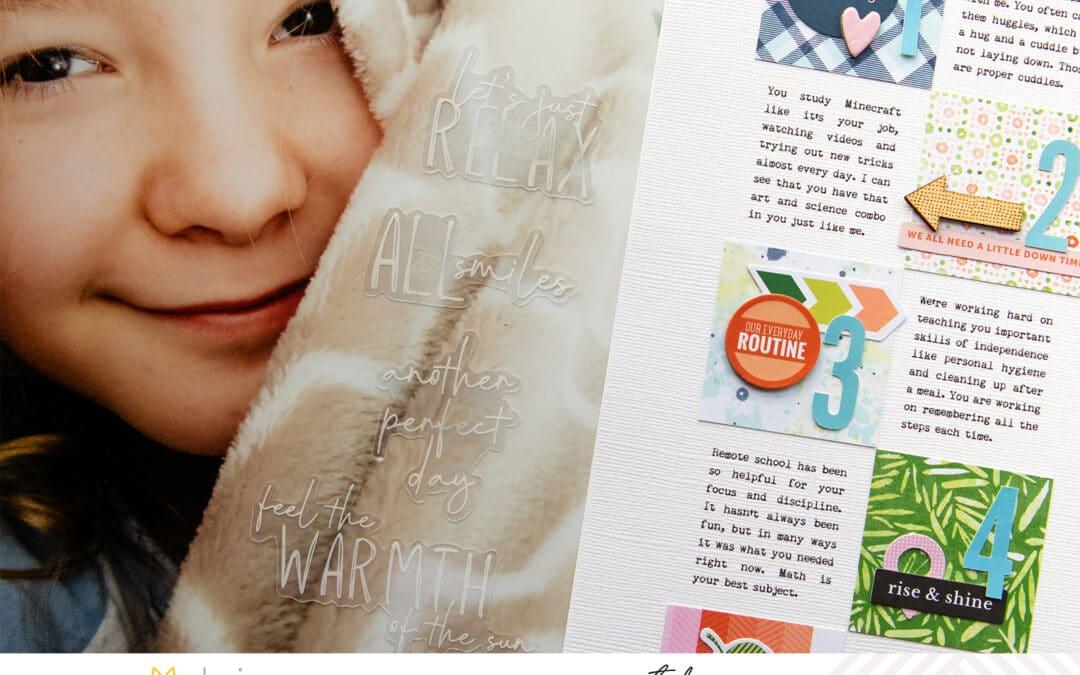 March Memory Keeping Guest Designer | Jennifer Wilson