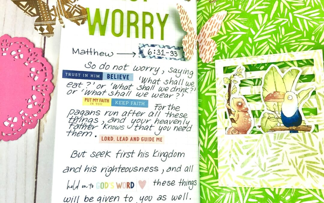 Add Scripture Writing to your TN!