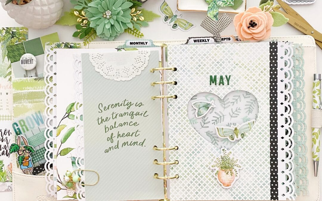 Let's Create A Window Dashboard For Your May Planner.