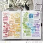 Tips and Tricks for Stamping Saturday