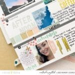 Memory Planner Monday with the Doodles and Dashes Collection