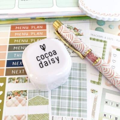 Cocoa Daisy Branded Items