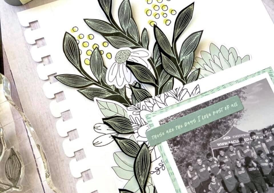Saturday Challenge: Let's Do Some Stamping!